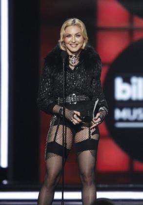 Madonna, en una imagen de archivo.