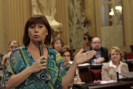 Armengol ha defendido que los populares deben pasar a la oposición.