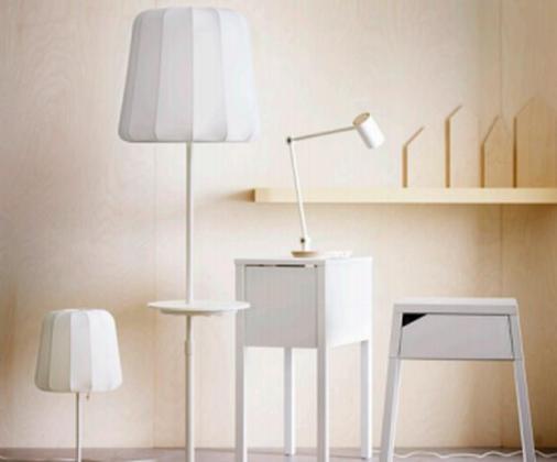 Algunos de los muebles que incorporan esta nueva funcionalidad.