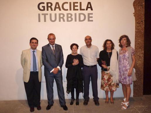 Daniel Restrepo, Teófilo Domínguez, Graciela Iturbide, Joan Carles Gomis, Marta Dahó y Pilar Torrebella.