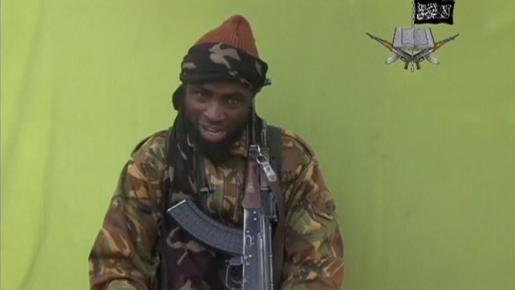 El líder de la milicia islamista que siembra el caos en el noreste de Nigeria.