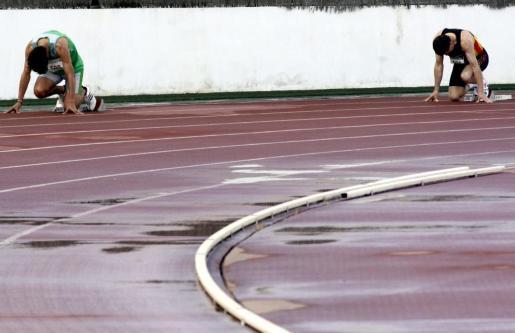 Imagen de archivo de la pista de atletismo de Príncipes de España.