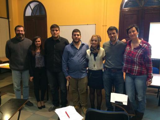 La primera ejecutiva de la Asociación de Periodistas de Balears.