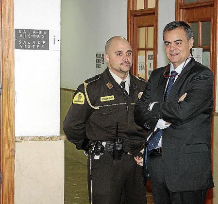 José Ramón Orta declaró en diciembre de 2014.