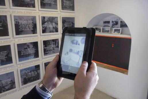 Nuevas tecnologías en la Casa Museu Pare Ginard.