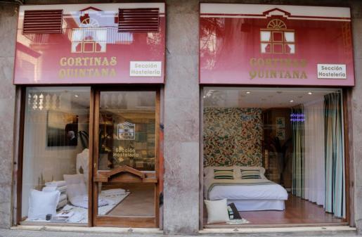 En Cortinas Quintana disponen de todo lo necesario para vestir las residencias vacacionales.