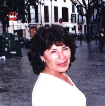 María Elena Salcedo desapareció en Palma el 1 de diciembre de 2009.