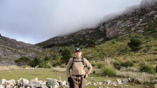 Nicolás Barceló Julià, un día de excursión.