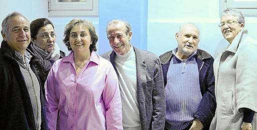 Inauguración de la Escola del Cos de Balears