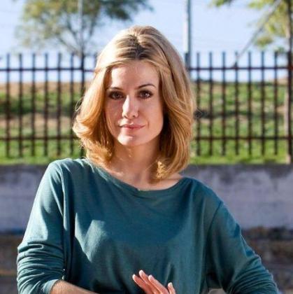 Imagen de la actriz Alexandra Jiménez, la nueva presentadora del programa 'El Club de la Comedia'.
