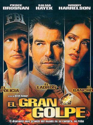 El estelar trío protagonista de esta comedia de acción firmada por el director de 'Family Man', Brett Ratner.
