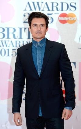 Imagen del actor británico Orlando Bloom.