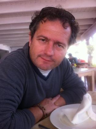 Mario Riera, poeta y dramaturgo ibicenco.