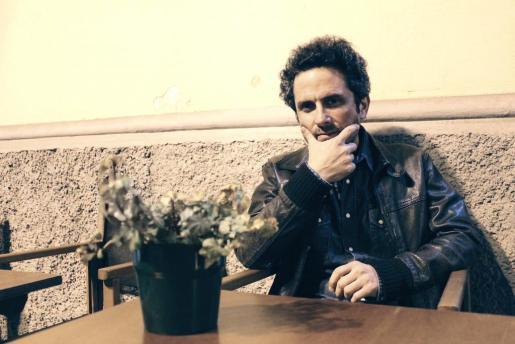 Jaime Garcia Soriano, fotografiado en Palma.