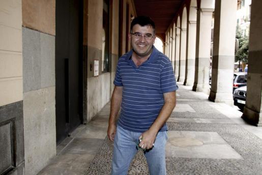 Joan Simonet, alcalde de Alaró por el PP.