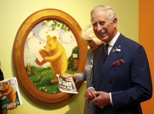 Carlos de Inglaterra, en una imagen de archivo, durante una visita a Canadá en 2014.
