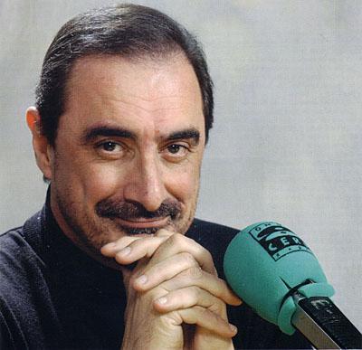Carlos Herrera, periodista de radio.
