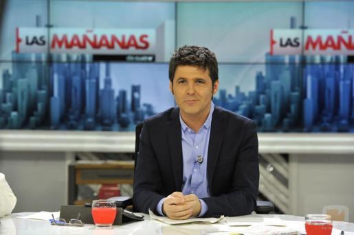Jesús Cintora, periodista expresentador de 'Las Mañanas de Cuatro'