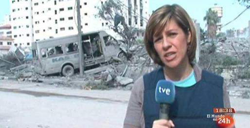 El diputado del PP Agustín Conde, uno de los portavoces adjuntos del Grupo Popular en el Congreso, ha celebrado la decisión de RTVE de relevar a la corresponsal de TVE en Jerusalén, Yolanda Alvarez, que a su juicio «parecía de Hamás».