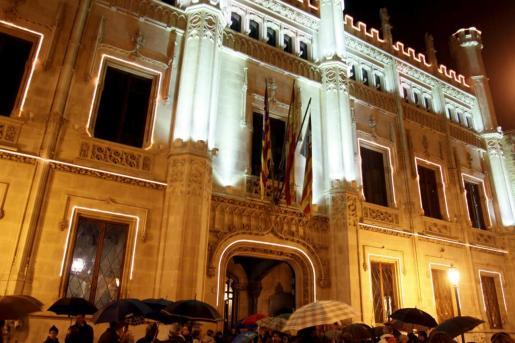 ERC ha anunciado su marcha del Consell.
