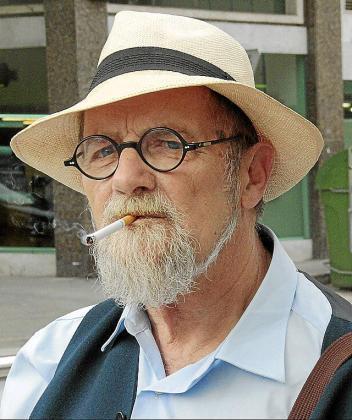 Antoni Serra presenta este martes su nuevo libro en Palma.