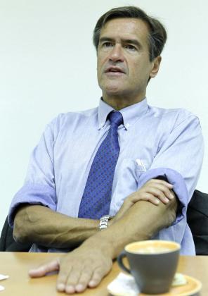 El eurodiputado socialista y exministro de Justicia Juan Fernando López Aguilar.