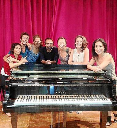 Alumnos del seminario realizado en Eivissa el pasado junio.