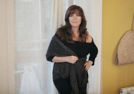 La cantante y compositora Maria del Mar Bonet.