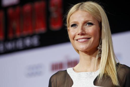 La actriz, Gwyneth Paltrow.