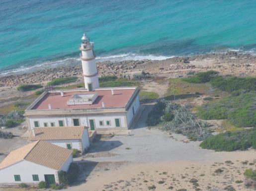 En el faro del Cap Salines se llevan a cabo mediciones científicas desde 2005.