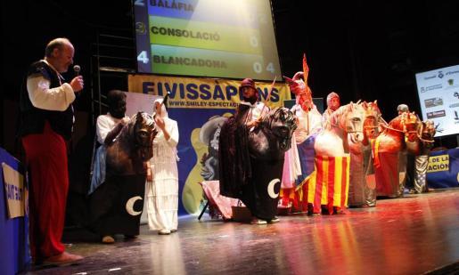 Final del concurso Eivissàpiens.