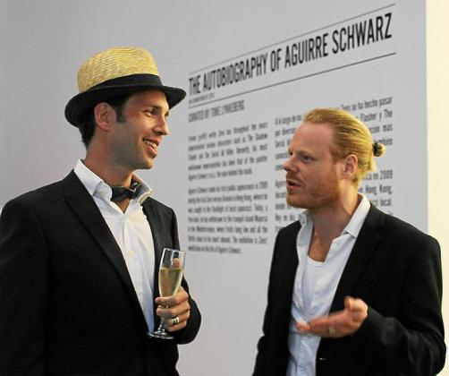 Aguirre Schwarz y Toke Lykkeberg.
