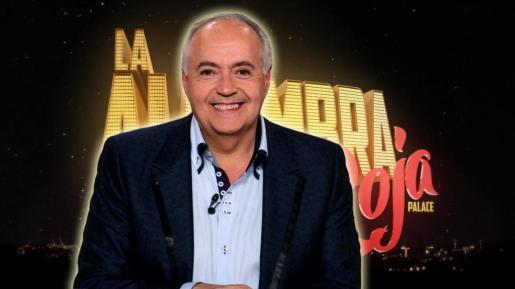José Luis Moreno, el productor del programa 'La Alfombra Roja'.
