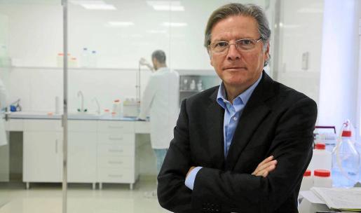 Sebastián Crespí, biólogo y farmacéutico, es el presidente de Biolínea.