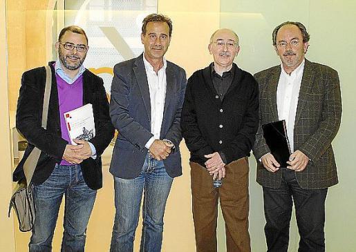 Gonzalo Adán y Miquel Payeras analizan el voto