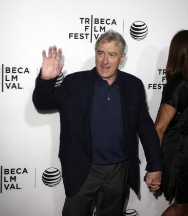 El actor, Robert De Niro, en una imagen de archivo.