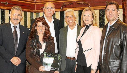 Màximo Romeral, Aurora García, Tófol Sbert, José de España, Isabel Muñoz y Xavi Bonet.