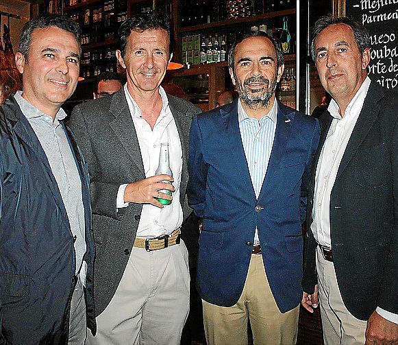 Inauguración de la nueva barra Ramón Peña en Tast Club Palma