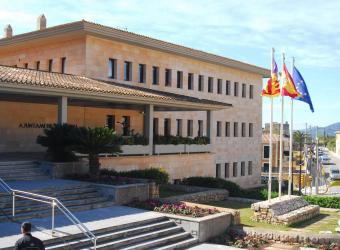 Sede del gobierno municipal de Calvià