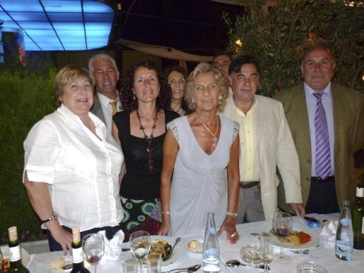Pilar Otero, Antonio Jiménez, Coloma Quetglas, Isabel Argüelles, Carmina Garzón, Vidal Sánchez, Antonio Jiménez y Miguel Mansilla.