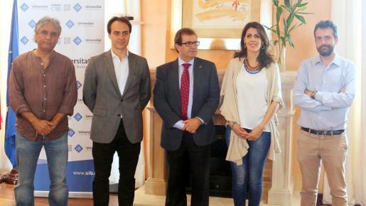 La Fundación Palma de Mallorca 365 y el Ayuntamiento de Calvià aportarán 15.000 euros cada uno para la producción de un cortometraje de animación -'Chanson d'amour'-producido por Universidad de las Islas Baleares (UIB) que servirá para promocionar los dos municipios como destino turísticos.