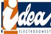 Logotipo de la cadena de electrodomésticos Idea.