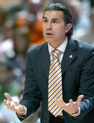 Sergio Scariolo, en una imagen de archivo.