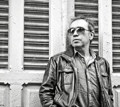 Nacho García Vega estará mañana en Can Ventosa. Foto: David Sagasta