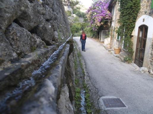 El senderismo, uno de los reclamos de Mallorca.