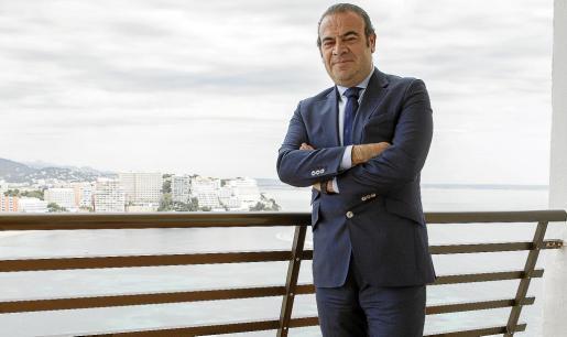 Gabriel Escarrer considera que debe mejorar la competitividad del sector turístico de Balears.