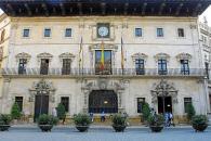 Los 29 concejales del Ajuntament de Palma. Organigrama.