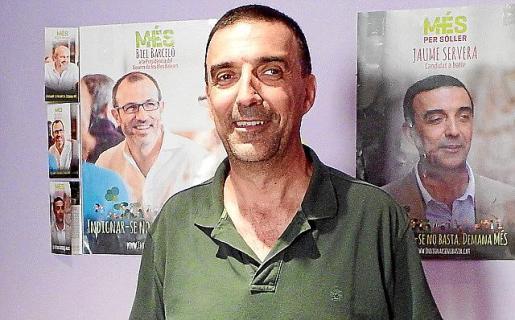 Jaume Servera (MÉS).