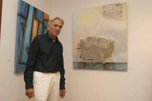 EIVISSA. ARTE. JULIO BAUZA, ARTISTA URUGUAYO.