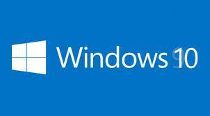 Logo del nuevo sistema operativo de Microsoft, Windows 10, que saldrá a la venta el próximo 29 de julio.